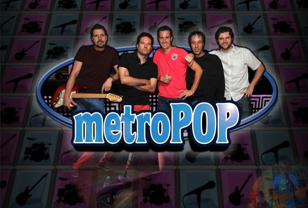 Promo MetroPop