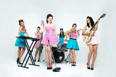 THE LADIES BAND