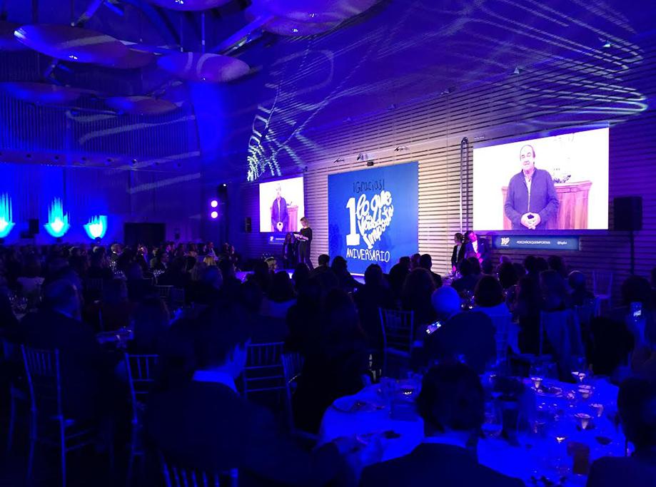 10 Aniversario Fundacion Lqdvi Tr 30 Nov 2016 F